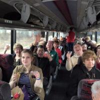 Party Bus Revelers