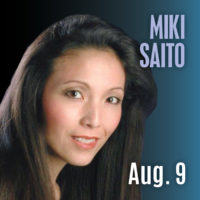 Miki Saito event