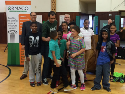 ORMACO after school program for Garfield Elementary