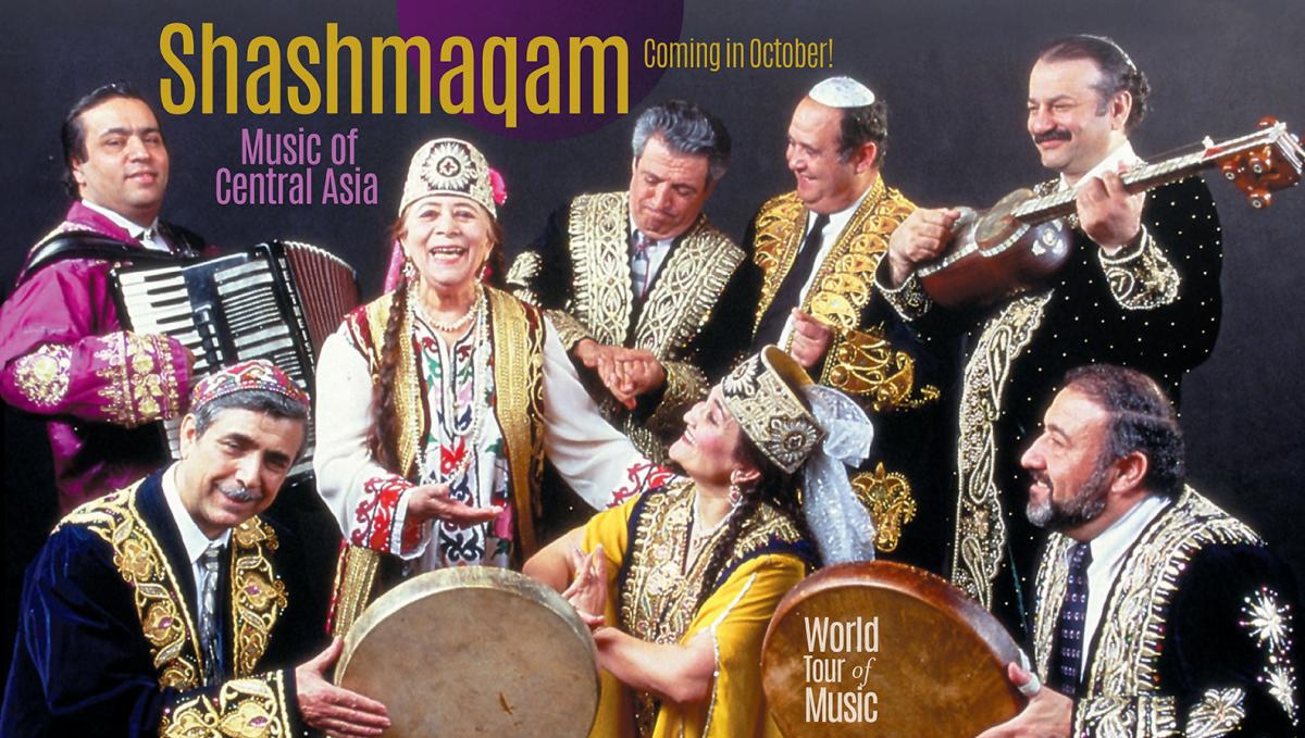 Shashmaqam Performers