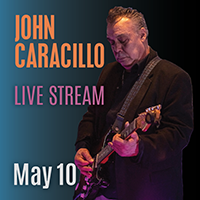 Picture of John Caracillo with text about the event