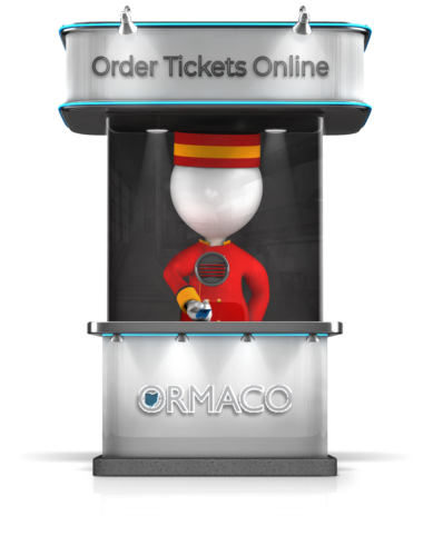 Order Tickets Graphic