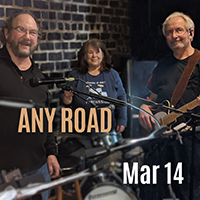 Any Road : American - Graphic About The Group