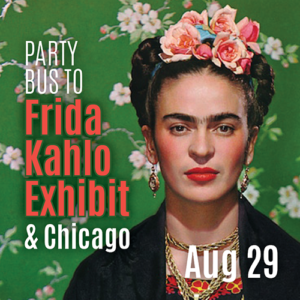 Photo Ad for Frida Kahlo