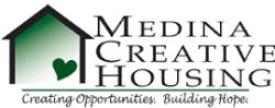media creative housing logo