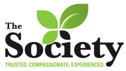 the society logo